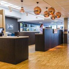 Отель Smarthotel Oslo Норвегия, Осло - 1 отзыв об отеле, цены и фото номеров - забронировать отель Smarthotel Oslo онлайн интерьер отеля фото 2