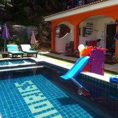 Отель Private lodge beachside Lamai Samui Таиланд, Самуи - отзывы, цены и фото номеров - забронировать отель Private lodge beachside Lamai Samui онлайн бассейн