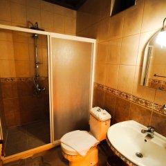 Helios Cave Hotel Ургуп ванная