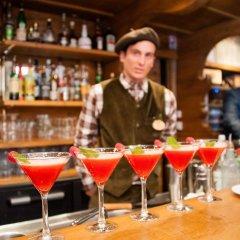 Hotel Alpen Ruitor гостиничный бар