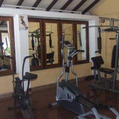 Отель Angels Resort Гоа фитнесс-зал