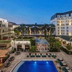 Отель Sofitel Legend Metropole Ханой бассейн фото 3