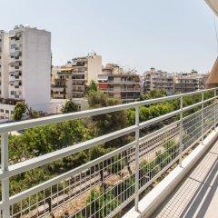 Отель The Athens Life балкон