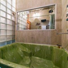 Апартаменты GM Apartment Serafimovicha 2-415 ванная фото 2