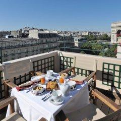 Hotel Napoleon балкон