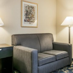 Отель Quality Inn Effingham комната для гостей фото 5