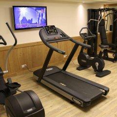 Hotel Pension Sonnleiten фитнесс-зал