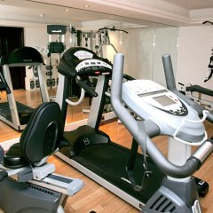 Отель Grand Royale London Hyde Park фитнесс-зал