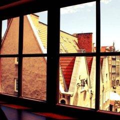 Отель Hostel Universus i Apartament Польша, Гданьск - отзывы, цены и фото номеров - забронировать отель Hostel Universus i Apartament онлайн балкон