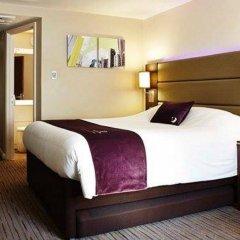 Отель Premier Inn Edinburgh City Centre (York Place) Великобритания, Эдинбург - отзывы, цены и фото номеров - забронировать отель Premier Inn Edinburgh City Centre (York Place) онлайн комната для гостей фото 2