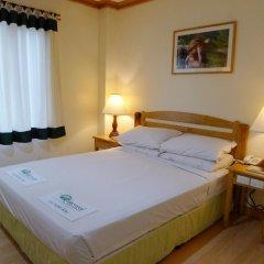 Отель Ridgewood Hotel Филиппины, Багуйо - отзывы, цены и фото номеров - забронировать отель Ridgewood Hotel онлайн комната для гостей фото 3