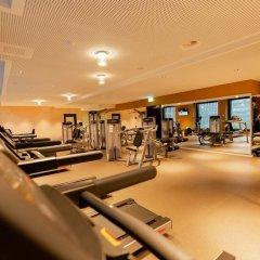 Отель A-Ja Zurich. Das City-Resort. Цюрих фитнесс-зал фото 3