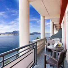 Отель Splendid Бавено балкон