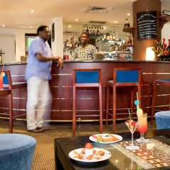 Отель Novotel Port Harcourt гостиничный бар