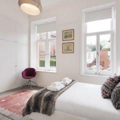 Отель Luxurious Hampstead Home with Gorgeous Garden комната для гостей фото 3