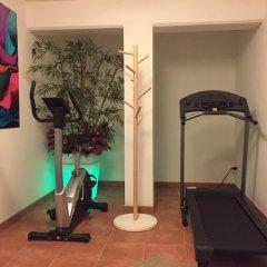 Отель Villa Il Grotto - 3 Br Villa Вербания фитнесс-зал