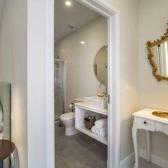 Отель Vintage Charming House 1 Португалия, Понта-Делгада - отзывы, цены и фото номеров - забронировать отель Vintage Charming House 1 онлайн ванная фото 2