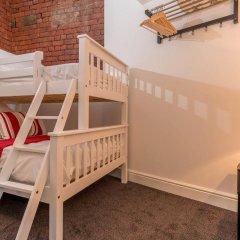 Апартаменты Manchester Arena Apartments детские мероприятия