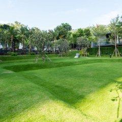 Отель Unixx South Pattaya By Grandisvillas Паттайя спортивное сооружение