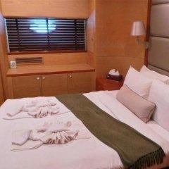 Отель Victory Luxury Motor Yacht комната для гостей фото 2