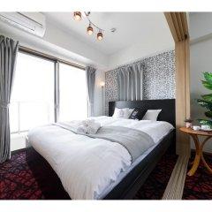 Отель Residence Hotel Hakata 5 Япония, Фукуока - отзывы, цены и фото номеров - забронировать отель Residence Hotel Hakata 5 онлайн комната для гостей фото 4