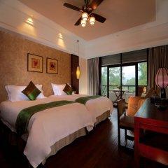 Отель Landison Longjing Resort комната для гостей фото 2