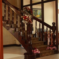 Апартаменты Giang Thanh Room Apartment интерьер отеля фото 2