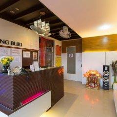 Отель Patong Buri интерьер отеля