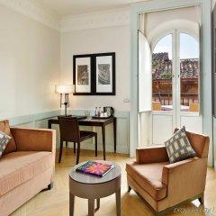 Hotel Indigo Rome - St. George комната для гостей
