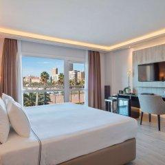 Отель Melia Alicante комната для гостей фото 2