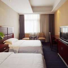 Отель Starway Oriental Relax Hotel Beijing Китай, Пекин - отзывы, цены и фото номеров - забронировать отель Starway Oriental Relax Hotel Beijing онлайн комната для гостей