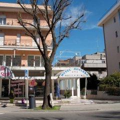 Отель Anversa Италия, Римини - отзывы, цены и фото номеров - забронировать отель Anversa онлайн вид на фасад