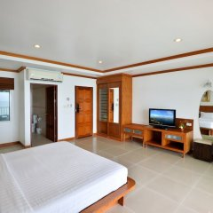 Отель Tri Trang Beach Resort by Diva Management комната для гостей фото 9