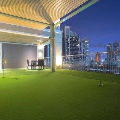 Отель V Residence Bangkok Бангкок спортивное сооружение