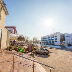 Отель AIRINN Вильнюс парковка