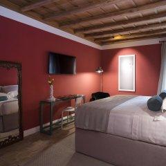 Отель Palazzo Caruso Италия, Рим - отзывы, цены и фото номеров - забронировать отель Palazzo Caruso онлайн комната для гостей фото 3