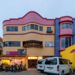 Отель Corazon Tourist Inn Филиппины, Пуэрто-Принцеса - отзывы, цены и фото номеров - забронировать отель Corazon Tourist Inn онлайн парковка