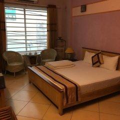 Отель Saigon Pearl Hoang Quoc Viet Ханой комната для гостей