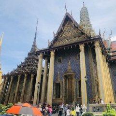 Отель Alt Hotel Nana Таиланд, Бангкок - отзывы, цены и фото номеров - забронировать отель Alt Hotel Nana онлайн приотельная территория