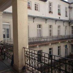 Отель Central Homes балкон