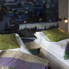 Отель Lillehammer Station Hotel & Hostel Норвегия, Лиллехаммер - отзывы, цены и фото номеров - забронировать отель Lillehammer Station Hotel & Hostel онлайн комната для гостей фото 5