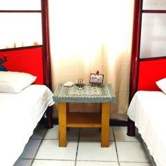Отель Kukulcan Hostel & Friends Мексика, Канкун - отзывы, цены и фото номеров - забронировать отель Kukulcan Hostel & Friends онлайн комната для гостей фото 4