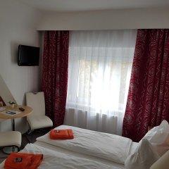 Отель Pension Am Stadtrand Германия, Лейпциг - отзывы, цены и фото номеров - забронировать отель Pension Am Stadtrand онлайн комната для гостей фото 2
