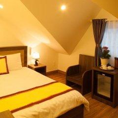 Отель Dalat Holiday Далат комната для гостей фото 5
