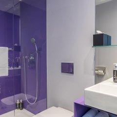 Отель Rilano 24/7 Hotel München City Германия, Мюнхен - отзывы, цены и фото номеров - забронировать отель Rilano 24/7 Hotel München City онлайн ванная