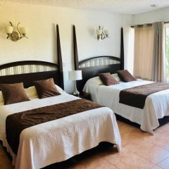 Отель Condominios Brisas Cancun Zona Hotelera комната для гостей фото 4