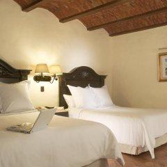 Отель Fiesta Americana Hacienda San Antonio El Puente Cuernavaca Ксочитепек удобства в номере фото 2