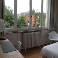 Отель B&b Living In Brusel Брюссель комната для гостей фото 2
