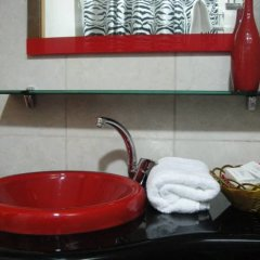 Отель Renad Hotel Иордания, Амман - отзывы, цены и фото номеров - забронировать отель Renad Hotel онлайн ванная