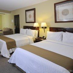 Отель Holiday Inn & Suites Mexico Zona Reforma Мексика, Мехико - отзывы, цены и фото номеров - забронировать отель Holiday Inn & Suites Mexico Zona Reforma онлайн комната для гостей фото 4
